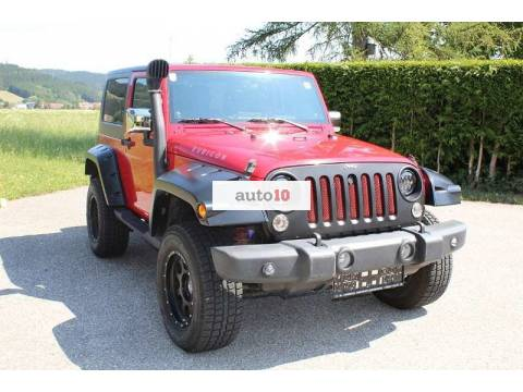 Jeep Wrangler 4x4 3,8L V6