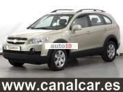 Chevrolet Captiva 2.0 Vcdi 7 Plazas