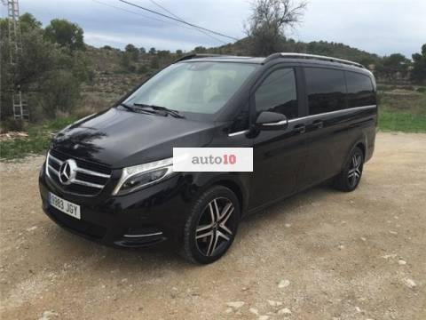 Mercedes-Benz V 250 Largo 7G Tronic