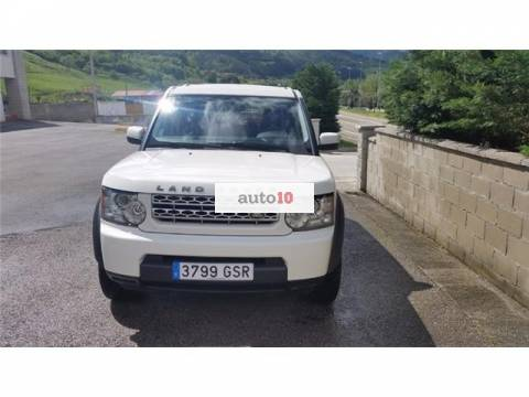 Land Rover Discovery Pro 2.7TDV6 S