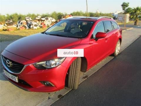 Mazda 6 Wagon 2.2DE Luxury
