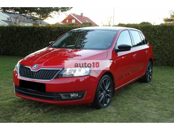 Skoda Rapid Spaceback 1.2 TSI Elegance Plus