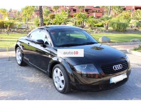 Vendo Audi TT Coupé 180 CV 1.8 T en perfecto estado