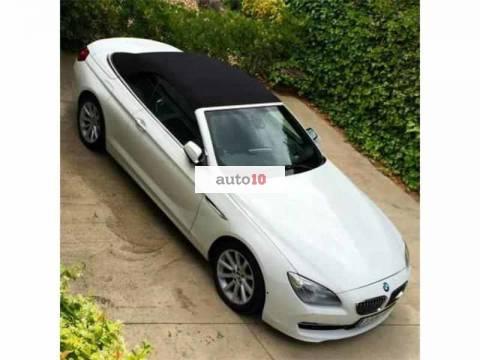 BMW 640 i Cabrio