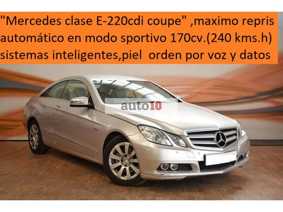 mercedes cupe 220