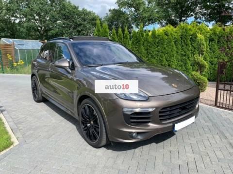 Porsche Cayenne S Sport Design