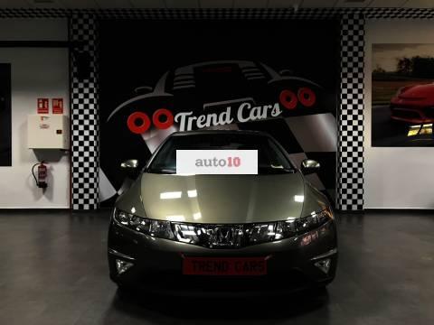 Honda Civic 2.2 ICDTI SPORT
