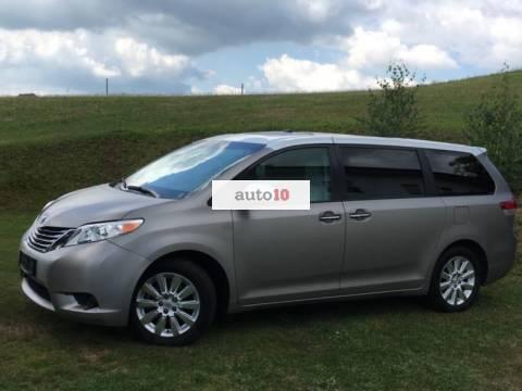Toyota Sienna GSL 3.5 AWD