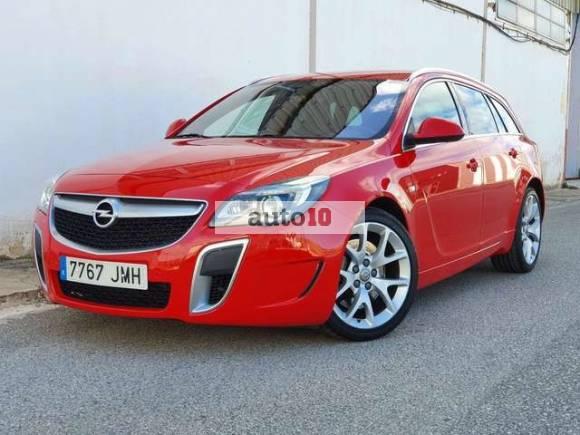 Opel Insignia 2.8 V6 Turbo OPC