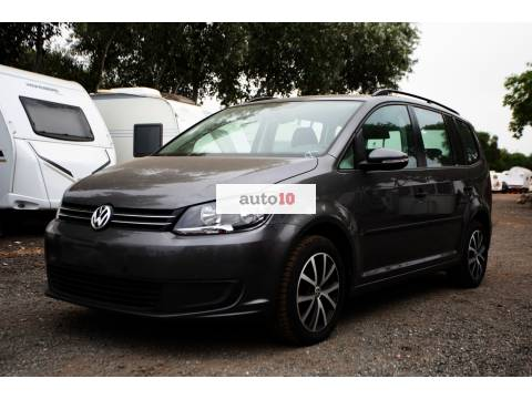 Volkswagen Touran 2013 DSG  IMPECABLE
