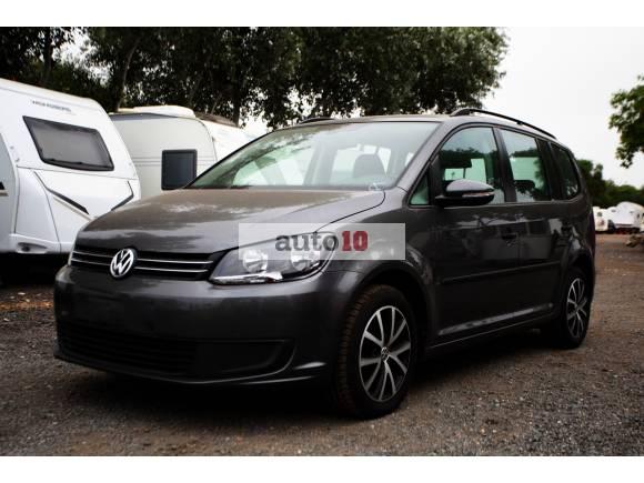 Volkswagen Touran 2013 DSG  IMPECABLE