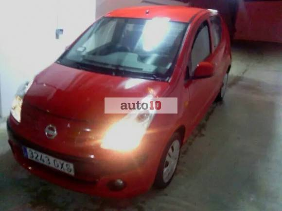 NISSAN PIXO 2010 CHOLLO