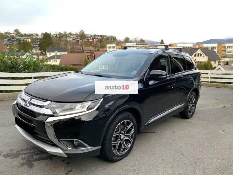 Mitsubishi Outlander Instyle+ 2.0-150 CVT 4WD