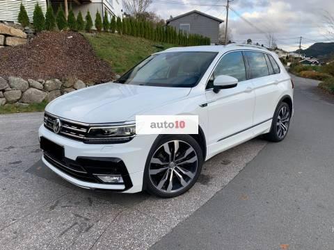 Volkswagen Tiguan 2.0 4MOTION R-Line