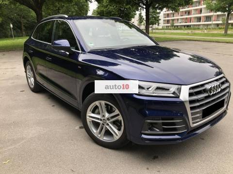 Audi Q5 2.0 TDI quattro S tronic sport