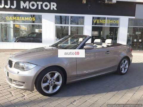 BMW SERIE 1 120i CABRIO