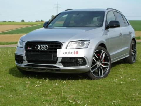 Audi SQ5 3.0 TDI quattro tiptronic plus