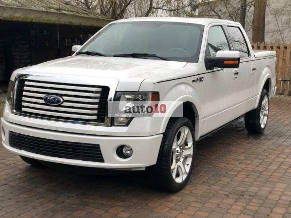 Ford F 150 6.2 V8 LIMITED 4x4