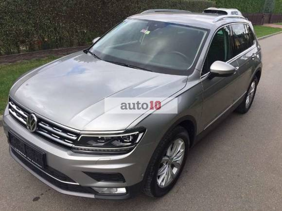 VW Tiguan 4 Motion Highline 2.0 TSI