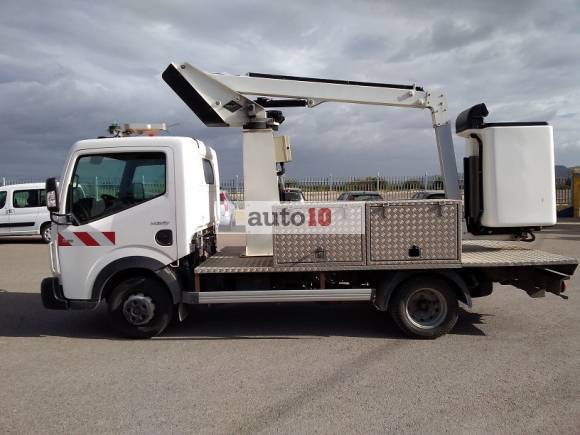 RENAULT MAXITY 120 DXI CAMION CESTA.