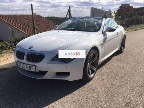 BMW M6 A Cabrio