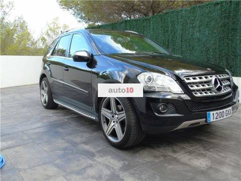 Mercedes-Benz ML 350 Cdi 4M