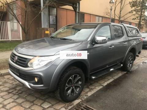 Fiat Fullback Double Cab LX Plus Launch Edition