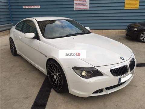 BMW 645 Serie 6 E63 Aut.