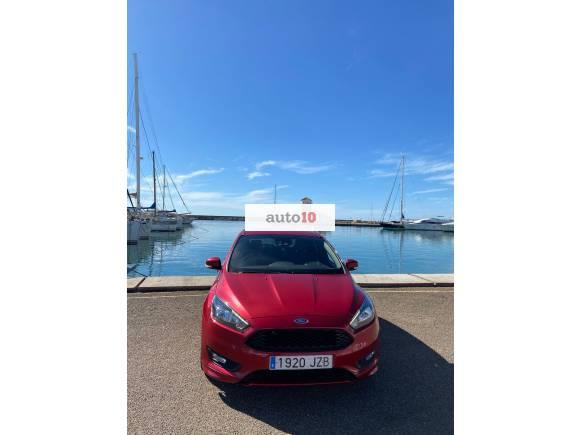 coche ford focus perfecto estado motor diesel economico