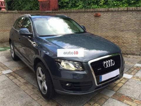 Audi Q5 3.0 TDI quattro S-T DPF