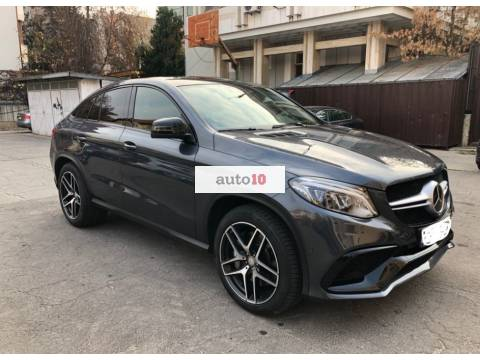 2016 MERCEDES BENZ GLE Coupe 63 AMG