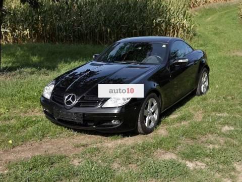 Mercedes-Benz SLK-Klasse 200 Kompressor Automatik