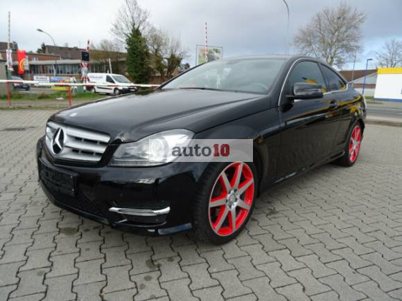 Mercedes-Benz C-Klasse Coupe C 220 CDI BlueEfficiency