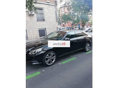 Mercedes Benz E300 BlueTEC Hybrid