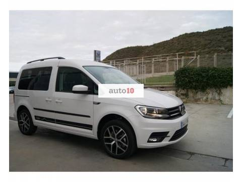 Volkswagen Caddy 1.4 TSI Outdoor