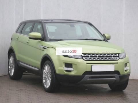 2013 LAND ROVER RANGE ROVER EVOQUE SD4