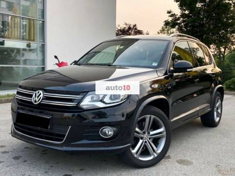 Volkswagen Tiguan 2.0 TDI DPF 4Motion BlueMotion
