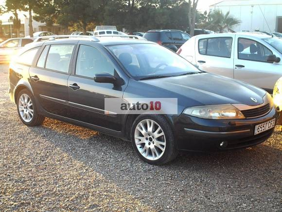 RENAULT LAGUNA familiar 1.9 DCI 120 cv.