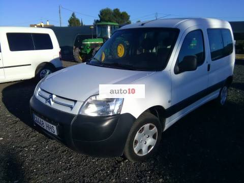 CITROEN BERLINGO 1.6 HDI 5 plazas.