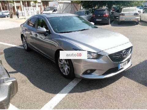 Mazda 6 AUTOMATICO 2.2 D STYLE NAVEGADOR