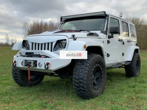 Jeep Wrangler Unlimited 3.6