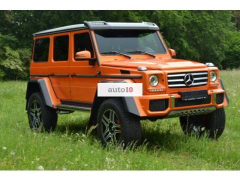 Mercedes-Benz Station G 500 4x4²