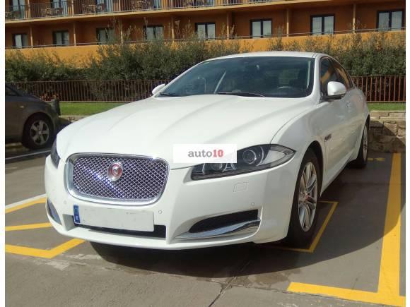 Jaguar xf impecable