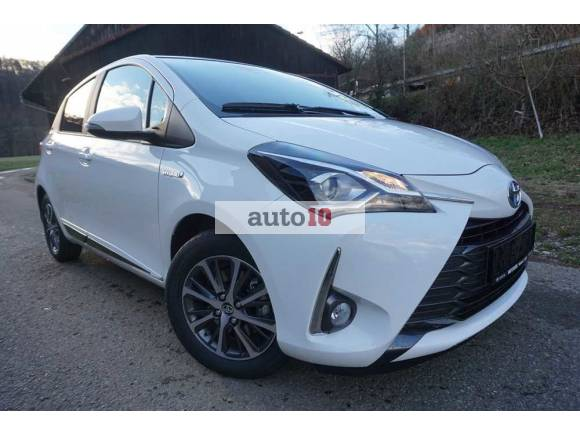 Toyota Yaris Hybrid 1.5 VVT-i Y20
