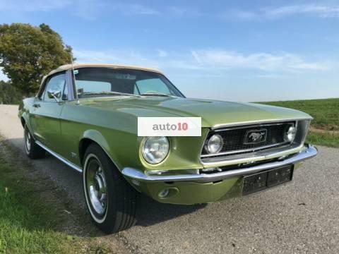 Ford Mustang Cabrio GT390-4V
