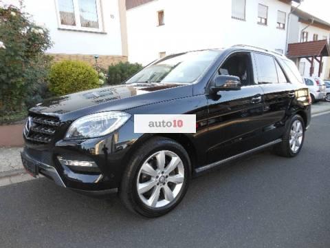 Mercedes-Benz ML 350 BlueTEC 4MATIC 7G-TRONIC