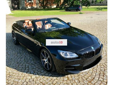 BMW M6 Cabrio Competition B&O