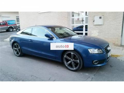 Audi A5 Coupe 2.0 TFSI Multitronic