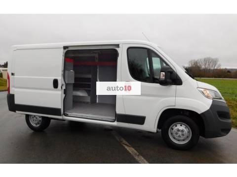 Citroen Jumper 33 L2 H1 Blue HDi