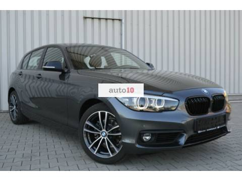 BMW 118i Edition Sport Line